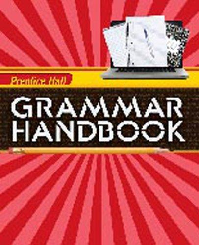 9780133638417: Writing and Grammar 2010 Grammar Handbook Grade 08