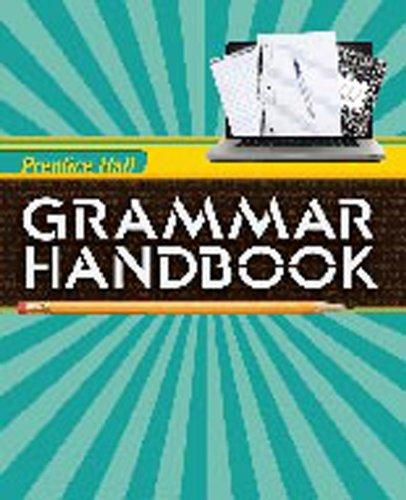 9780133638424: WRITING AND GRAMMAR 2010 GRAMMAR HANDBOOK GRADE 09