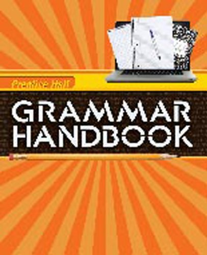 9780133638448: WRITING AND GRAMMAR 2010 GRAMMAR HANDBOOK GRADE 11