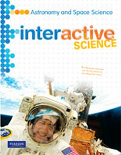 MIDDLE GRADES SCIENCE 2011 SPANISH ASTRONOMY AND SPACE SCIENCE: STUDENT EDITION: PRENTICE HALL