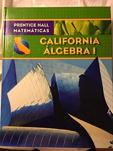 Algebra 1 Spanish (Prentice Hall Matematicas): Bellman