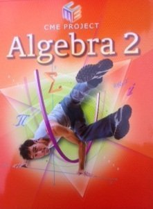 9780133644111: Algebra 2 Solutions Manual CME Project