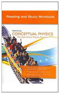 9780133647396: CONCEPTUAL PHYSICS C2009 GUIDED READING & STUDY WORKBOOK SE