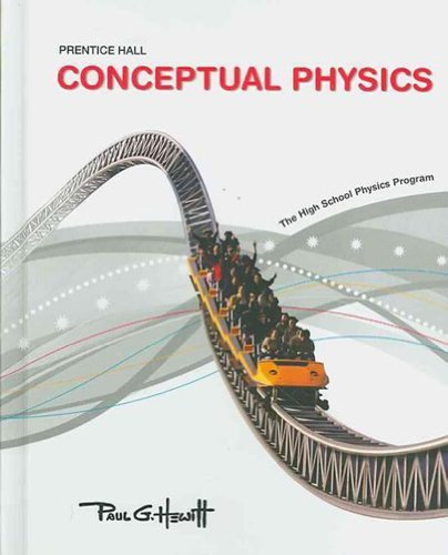 9780133647495: Conceptual Physics: The High School Physics Program