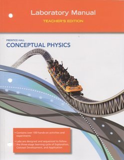 9780133647549: Conceptual Physics, Laboratory Manual, Teacher's Edition