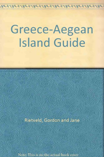 9780133650075: Greece-Aegean Island Guide