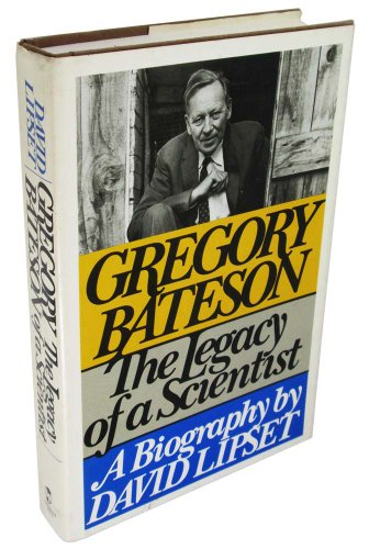 9780133650563: Gregory Bateson: The Legacy of a Scientist