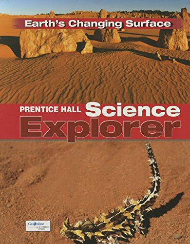 9780133651065: Prentice Hall Science Explorer Earth's Changing Surface