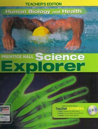 9780133651218: Prentice Hall Science Explorer Human Biology and Health (Teacher's Edition) (Series D) [Hardcover]