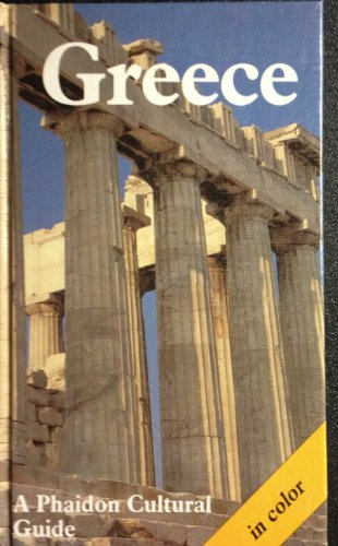 9780133651317: Phaidon Greece (A Phaidon cultural guide) (English and German Edition)