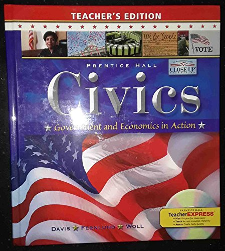 9780133651768: Civics Government and Economics in Action