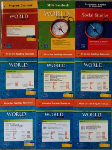 9780133651959: Teaching Resources (Prentice Hall World History: The Modern Era)