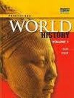 9780133652178: Title: WORLD HISTORY-INDIANA SURVEY STUD.ED.