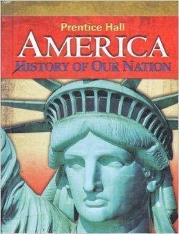 9780133652437: America: History of Our Nation- National Survey, Student Edition