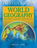 World Geography Student Edition C2009: PRENTICE HALL