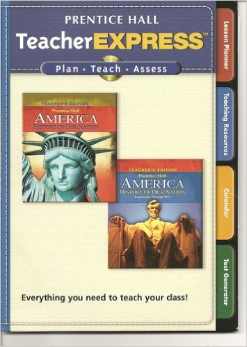 9780133652932: Prentice Hall America's Teachers Express Cd/rom (HISTORY OF OUR NATION)