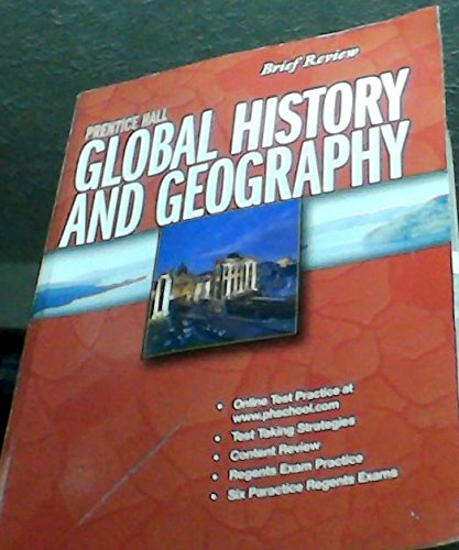 9780133653175: Global History and Geography: Brief Edition