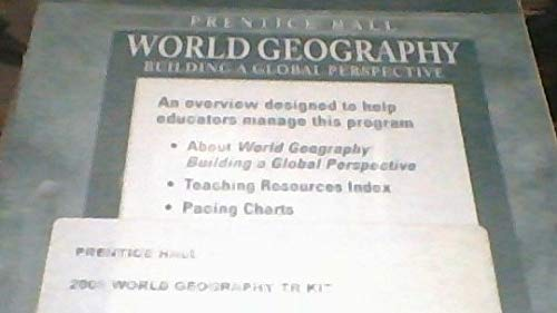9780133653557: 2009 World Geography TR Kit (World Geography)