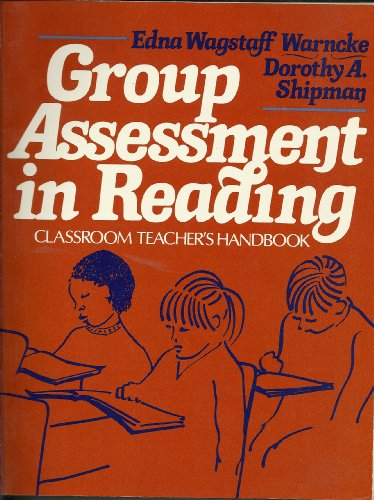 9780133657340: Group Assessment in Reading: Classroom Teacher's Handbook