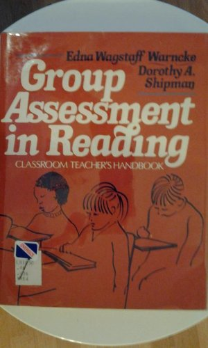 9780133657425: Group assessment in reading: Classroom teacher's handbook