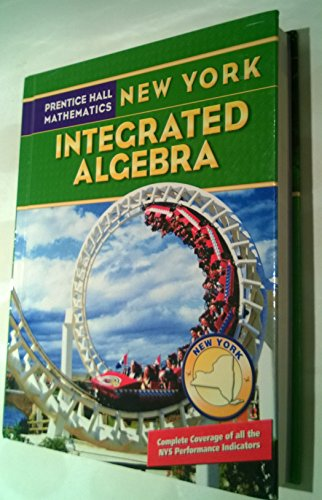 9780133657876: Prentice Hall Mathematics New York: Integrated Algebra