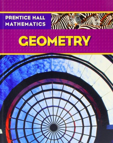 9780133659481: PRENTICE HALL MATH GEOMETRY STUDENT EDITION