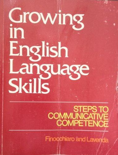9780133660067: Growing in English Language Skills