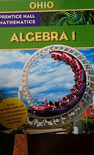 9780133660210: Algebra 1