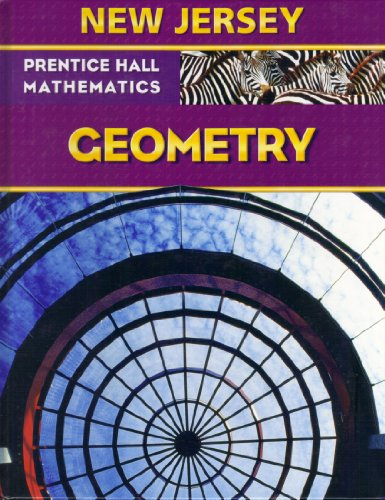 9780133660272: GEOMETRY (Prentice Hall Mathematics: New Jersey Edition)