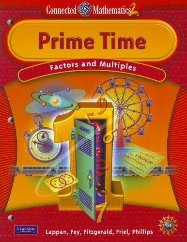 9780133661040: CONNECTED MATHEMATICS GRADE 6 STUDENT EDITION PRIME TIME