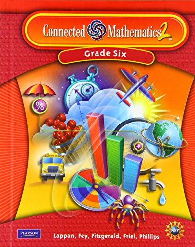 9780133661071: Connected Mathematics Grade 6 Student Edition (Single Bind)