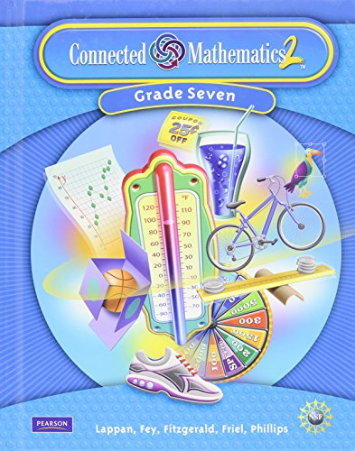 9780133661194: CONNECTED MATHEMATICS GRADE 7 STUDENT EDITION (SINGLE BIND)