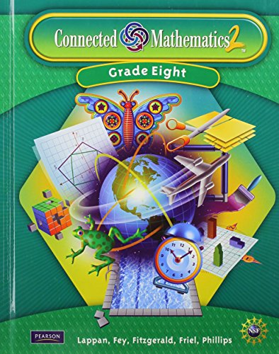 9780133661224: CONNECTED MATHEMATICS GRADE 8 STUDENT EDITION (SINGLE BIND)