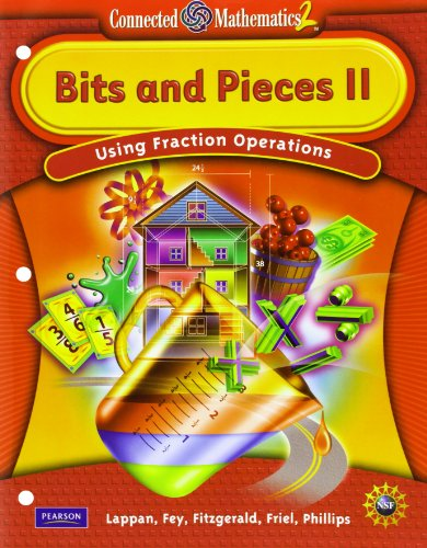 9780133661323: CONNECTED MATHEMATICS GRADE 6 STUDENT EDITION BITS & PIECES II
