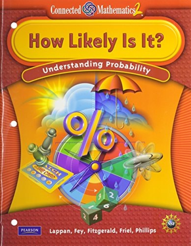 9780133661354: CONNECTED MATHEMATICS GRADE 6 STUDENT EDITION HOW LIKELY IS IT