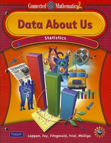 9780133661361: CONNECTED MATHEMATICS GRADE 6 STUDENT EDITION DATA ABOUT US