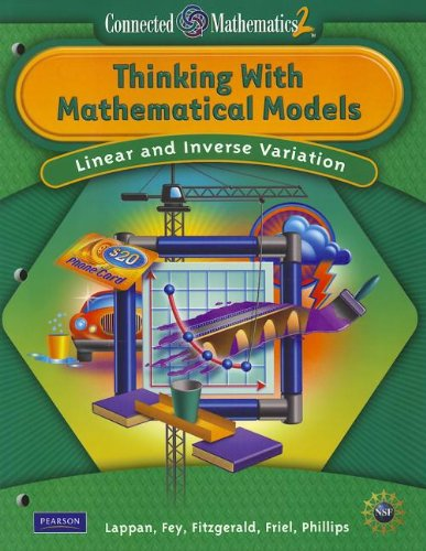9780133661491: Connected Mathematics 2: Thinking with Mathematical Models: Linear and Inverse Variation