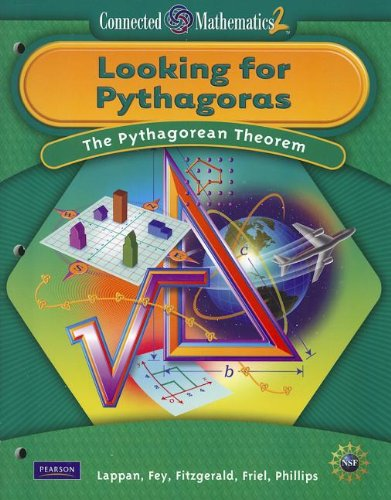 9780133661507: CONNECTED MATHEMATICS GRADE 8 STUDENT EDITION LOOKING FOR PYTHAGORAS (Connected Mathematics 2)