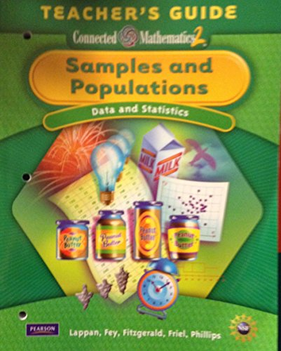 9780133662092: Samples & Populations: Data & Statistics, Grade 8 Teacher's Guide