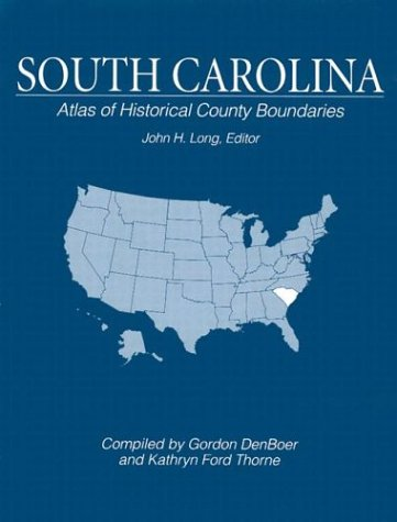 South Carolina Atlas of Historical County Boundaries: Long, John H.