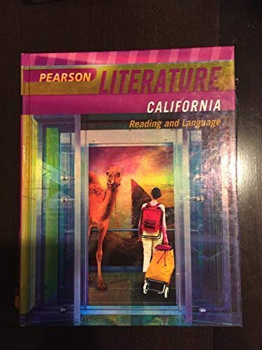 9780133664126: Literature California: Reading and Language, Grade 10
