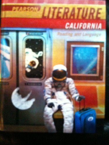 Pearson Literature California: Reading and Language: Andrew, Barbara; Berner,