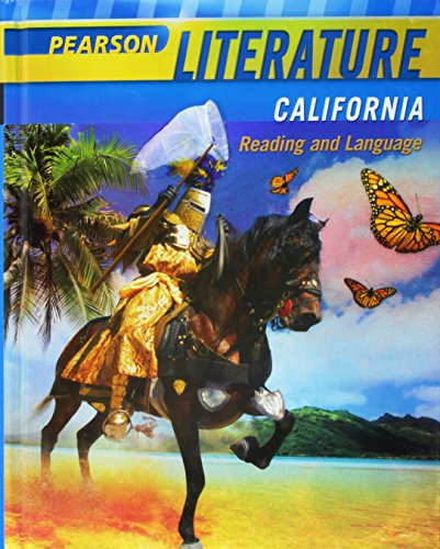 9780133664140: Pearson Literature: Reading and Language, Grade 7 (California Edition)