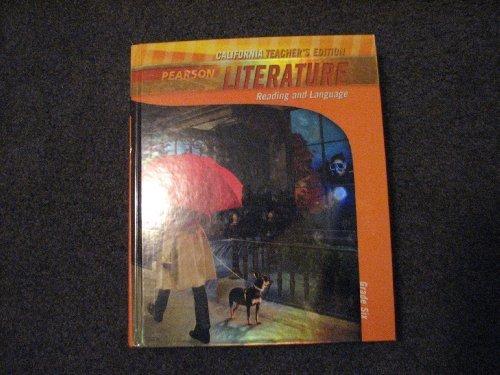 9780133664157: Literature 6 (CA) (TE)