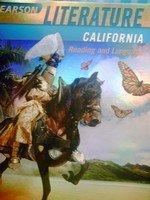 9780133664164: Pearson Literature California: Reading and Language