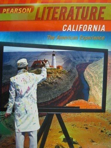 9780133664201: Pearson Literature California, The American Experience