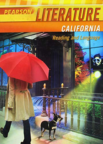 9780133664225: Pearson Literature, Reading and Language, California Student Edition. (Literature, California Grade
