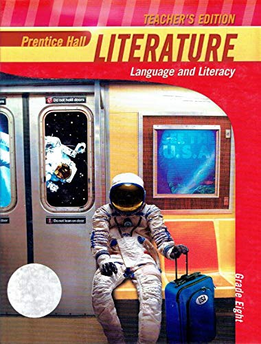 9780133666465: Teacher's Edition: Prentice Hall Literature: Language and Literacy (Grade Eight)