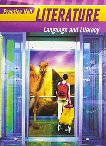 9780133666489: Literature: Language and Literacy