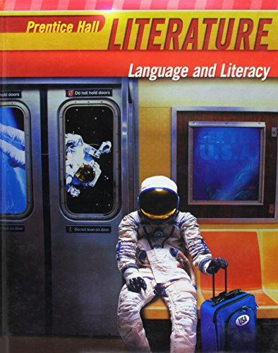Prentice Hall Literature: Language and Literacy (Grade Eight): Wiggins, et al Grant